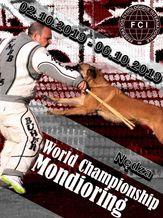FCI Weltmeisterschaften - Mondioring