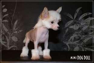 Mimi Dog Doll Zz Top