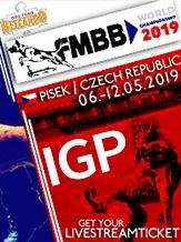 2019 FMBB World Championship IGP - IGP World Cup