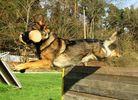 Nandi vom Forstamtsgarten
