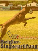 2019 VBSÖ Belgier-Siegerprüfung - IGP 3