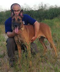 Ulbo pets Love