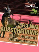 2. FCI-WM Ausscheidung 2019 - IGP 3