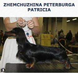 Zhemchuzhina Peterburga Patricia