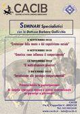 Seminari della dottoressa Barbara Gallicchio