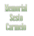 FCI WM Selection Memorial Sesto Carmelo (Selection for FCI WM)