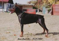 Amos Royal Dux
