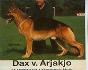 Dax von Arjakjo