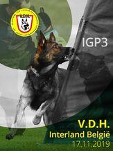 V.D.H.  Interland België - Nederland 2019 - IGP 3