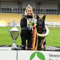 Kennel Mersak Bundessieger Germany 2018 Duke vom Spektefeld His Mother is f