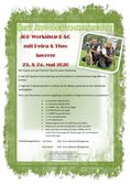 Workshop mit Petra und Theo Sporrer