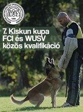 2019 7. Kiskun kupa FCI és WUSV közös kvalifikáció - IGP 3