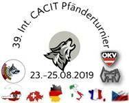 39. Int. CACIT Pfänderturnier 2019
