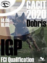 CACIT Dobris 2020 - IGP 3