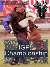 NVBH Dutch Championship Belgian Shepherds IGP 2019 - IGP 3