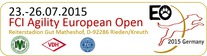 FCI Agility European Open 2015