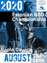 EAGS Estonian Association of German Shepherds