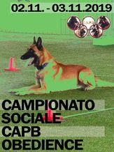 CAPB BSD Italian Championship Obedience