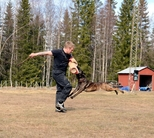 Canine For Use B'Tuska