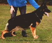 Cora von der Berger Hochburg